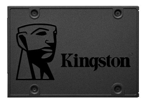 Ssd Kingston A400 Disco Duro Solido 240 Gb Negro Sa400s37