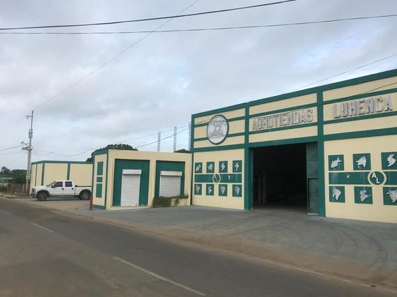 Local, Galpón Comercial En Venta, Terreno Propio