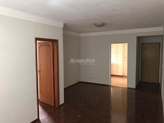 Apartamento Para Aluguel, 2 Quartos, 1 Vaga, Vila Rehder - Americana/sp - 10973