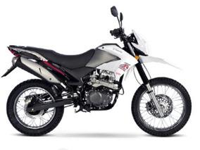 Zanella Zr 200 Ohc 200cc 2018 0km Enduro Nueva Blanco