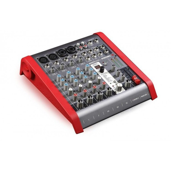Mixer Analógico 06 Canais C/ Multiefeitos M602fx Proel