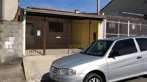 Casa Com 3 Dormitórios À Venda, 99 M² Por R$ 270.000,00 - Parque Interlagos - São José Dos Campos/sp - Ca0414