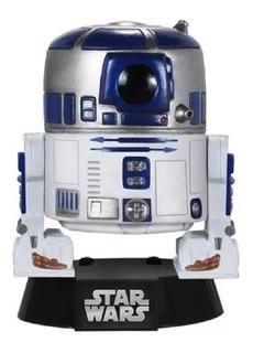 Funko Pop Star Wars R2-d2 Disney Original