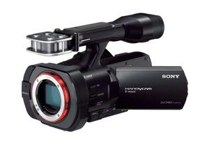 Filmadora Sony Nex Vg900
