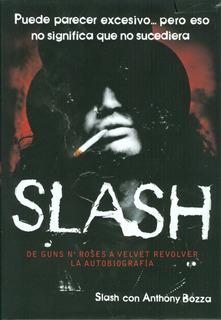 Slash Libro Biografia Castellano Import Nuevo Stock C/envio