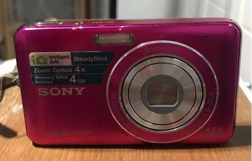 Câmera Sony Digital