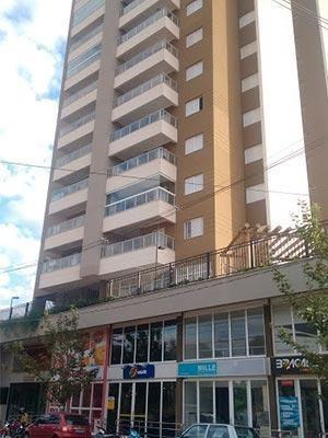 Apartamento Em Jardim Sumaré, Araçatuba/sp De 98m² 3 Quartos À Venda Por R$ 550.000,00 - Ap165981