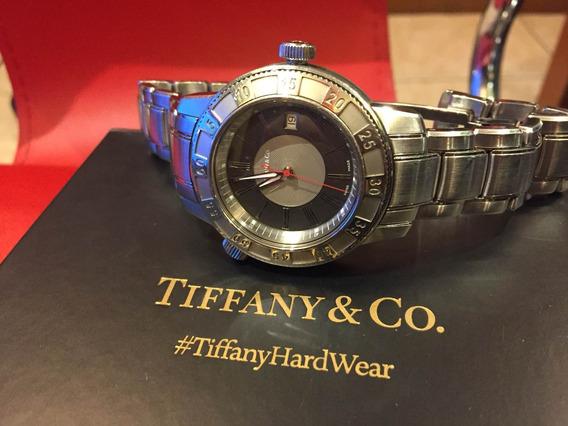 Reloj Tiffany Co. Original Hermosa Joya Hecha Reloj