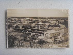 Foto Postal Panorama Maceió Datado De 1948