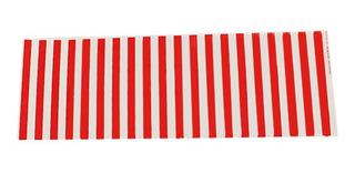 Adesivo Listra Vermelho-branco - Maxximus Hobby Cd