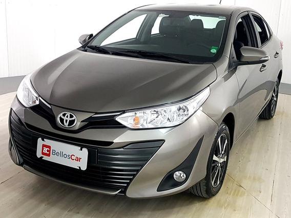 Toyota Yaris 1.5 16v Flex Sedan Xs Multidrive 2018/2019