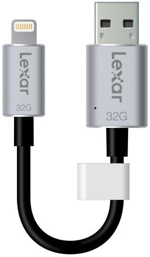 2112 Lexar Jumpdrive 128gb C25i iPhone Usb 3.0 Ljdc25i-128bb