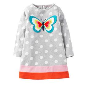 Vestido Infantil Inverno 2019 Promocional