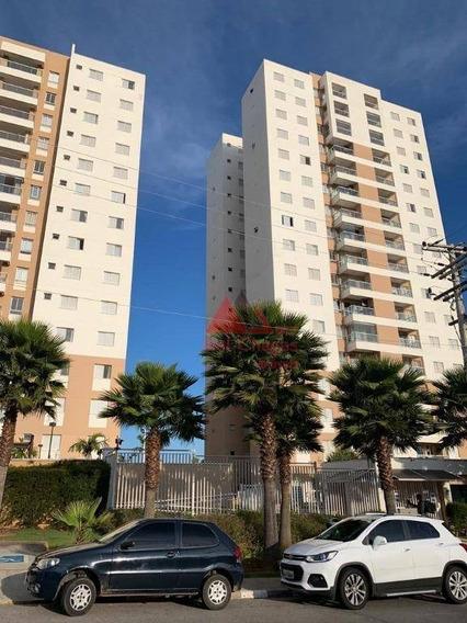 Apartamento Com 3 Dormitórios À Venda, 87 M² Por R$ 493.500,00 - Condomínio Mistral Campolim - Sorocaba/sp - Ap0139