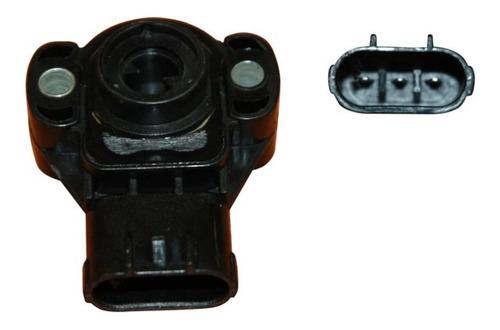 Imagen 1 de 3 de Sensor Tps Sebring95-99 Neon 95-05 Eclipse97-99 Giro Derecha