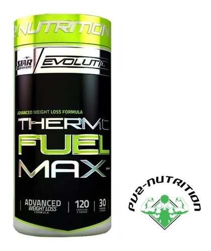 Thermo Fuel Max - Star Nutrition - Canning, Montegrande