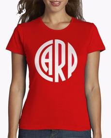 Blusa Estampada River Plate