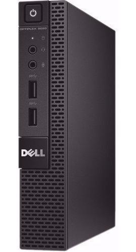 Mini Pc Dell 3020m Core I5 Ultracompacto (estado De Novo)