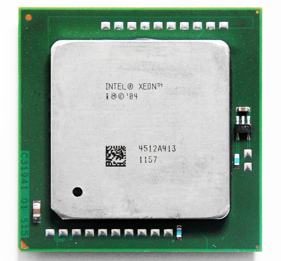 Processador Intel Xeon 3.2ghz Sl7ze Socket 604