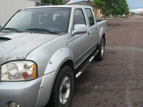 Nissan Frontier 2.8 Se Cab. Dupla 4x4 4p