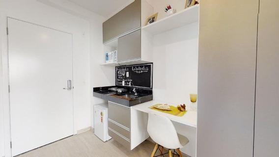 Apartamento Estilo Loft Com 49,52m² Recém Entregue Em Perdizes. - Sf31128