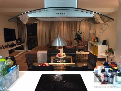Apartamento Com 2 Dormitórios À Venda, 80 M² Por R$ 690.000,00 - Vila São Francisco - Osasco/sp - Ap1952