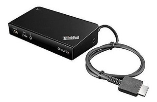Lenovo Thinkpad Onelink Plus Dock Para X1 Carbon 4ta Generac