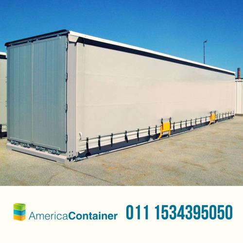 Containers Marítimos Contenedores  20' Nac/usados