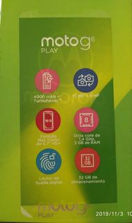 Telefono Motorola G6 Play