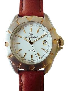 Reloj Paul Richard 97791 De Origen Suizo Para Hombre