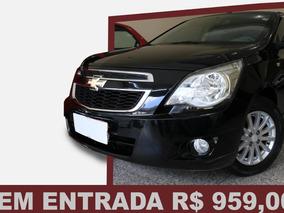 Chevrolet Cobalt 1.4 Ltz 4p 2012/ Sem Entrada R$959,00
