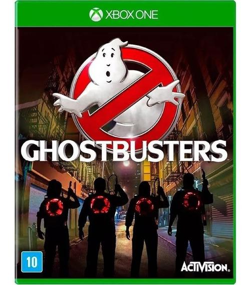 Ghostbusters Xbox One Mídia Física Novo Lacrado