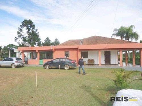 Imagem 1 de 6 de Chácara Com 4 Dormitórios À Venda, 5316 M² Por R$ 420.000,00 - Piedade - Piedade/sp - Ch0031