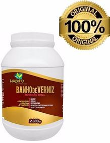 Banho De Verniz Hidratante Profissi 2,3kg Hábito