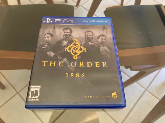 The Order 1886 Ps4.
