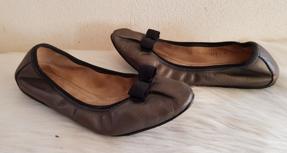 Flats Zapatos Salvatore Ferragamo Originales Mod My Joy