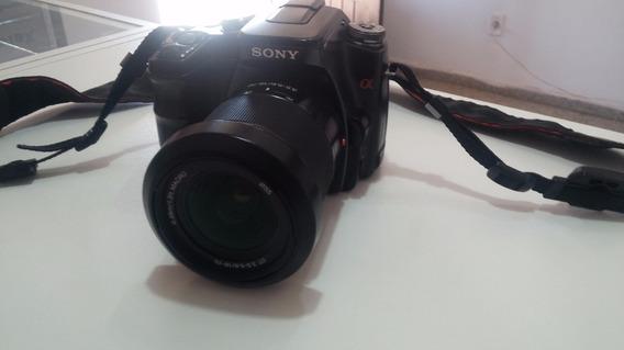 Câmera Profissional Sony A100