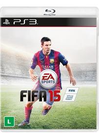 Fifa 15 - Playstation 3 - S. G.