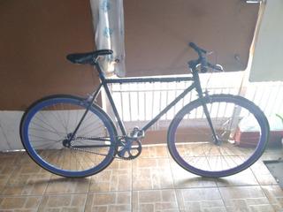 Bicicleta Fixie Lahsen Piñon Fijo - Libre