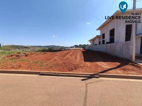 Imagem 1 de 12 de Terreno À Venda No Condomínio Terras Da Fazenda! Live Residence - 5876