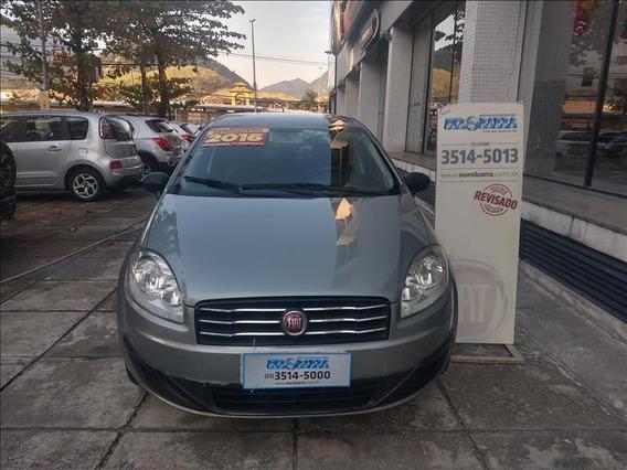 Fiat Linea Linea 1.8 Flex E.torq Blackmotion