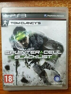 Splinter Cell Blacklist Ps3. Envíos Todo Chile