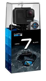 Câmera Gopro Hero 7 Black Importada Eua Frete Gratis Lacrada