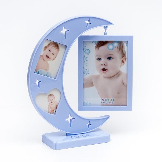 Porta Retrato Decoração Lua 5.5cm X 7.5cm / 6cm X 6cm