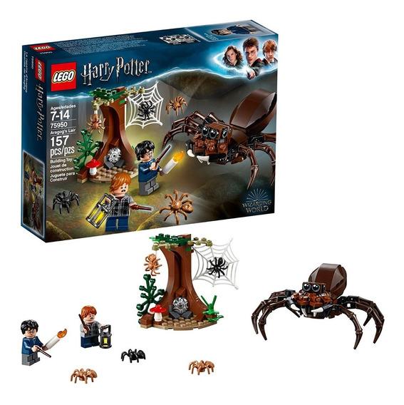 Lego Harry Potter Araña 157 Piezas