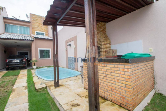 Casa Com 5 Dormitórios À Venda, 220 M² Por R$ 589.000 - Maraponga - Fortaleza/ce - Ca0540