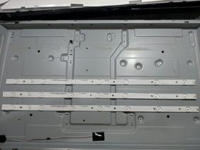 Kit 3 Barras De Led Tv Panasonic. Modelo: Tc 32es600b
