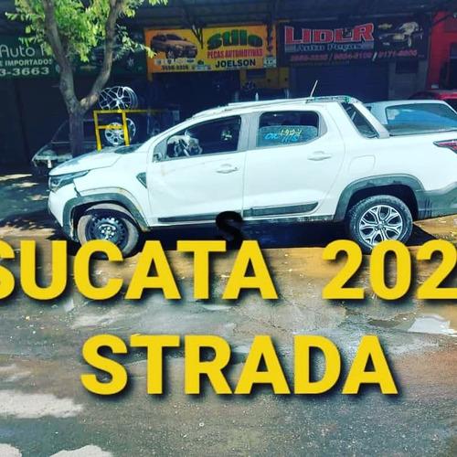 Fiat  Strada Volcano 2021 Volcano 1.3