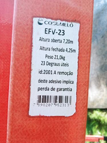 Vende Escada Fibra De Vidro