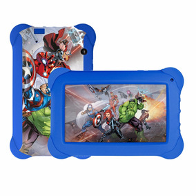Tablet Multilaser Kids Vingadores Disney Criança 8gb Wi-fi